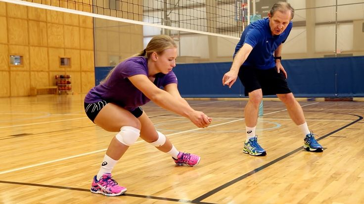 Defense Tips - Terry Liskevych - The Art of Coaching Volleyball