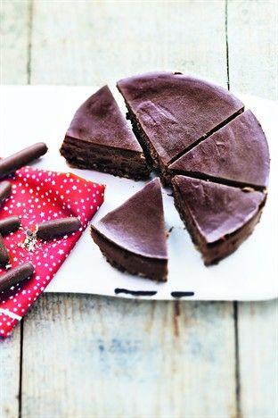 Cheesecake au Nutella® Livre : Cheesecakes comme à New York Ed. Larousse Cuisine