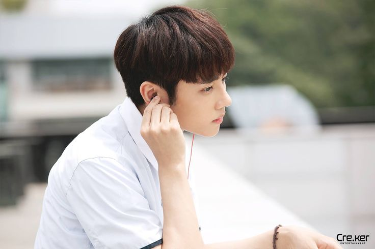 Sunwoo - Trainee Creker Entertainment