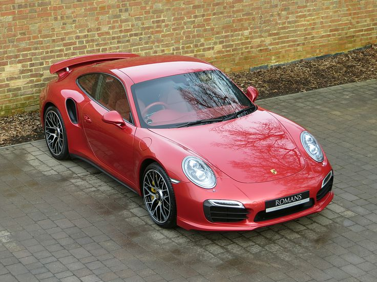 2013 Porsche 911 (991) Turbo S for sale at Romans International.