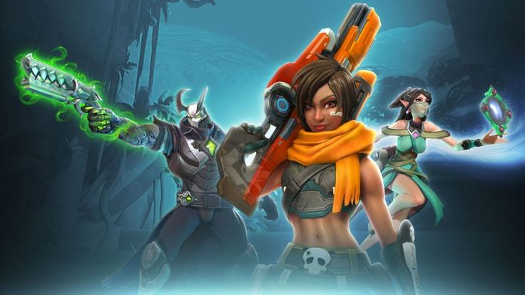 Hi-Rezs Paladins is coming to consoles   Paladins the newest game from Hi-Rez is making a quite an impression on the Steam Top Games by Player Count list. The free-to-play game officially went to Open Beta in September to a mass of comparisons between it and Blizzards Overwatch. In all honesty there are some striking similarities. However that aside Paladins will soon be making the move to console versions as well.  Hi-Rez made the announcement on September 20th on their Paladins blogsaying…
