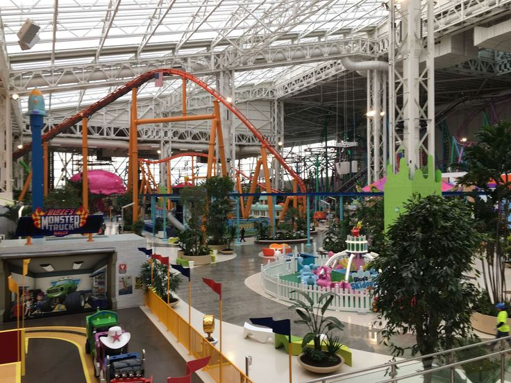 American dream mall opens here are the first photos from