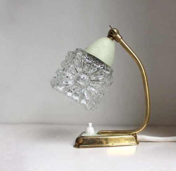 Midcentury Table Lamp