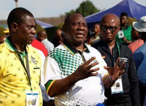 #Featured #OneAmericaNewsNetwork South Africa's ANC to nationalise central bank, expropriate land: JOHANNESBURG (Reuters) -… #VastSeek