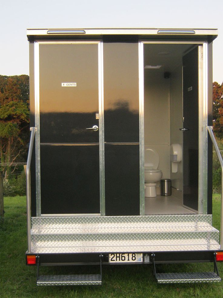 Majestic Portable Restrooms - Brett Killick - Portable Toilets Auckland