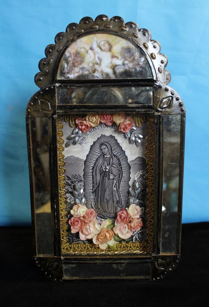 The 25 best mexican crafts ideas on pinterest mexican for Our lady of guadalupe arts and crafts