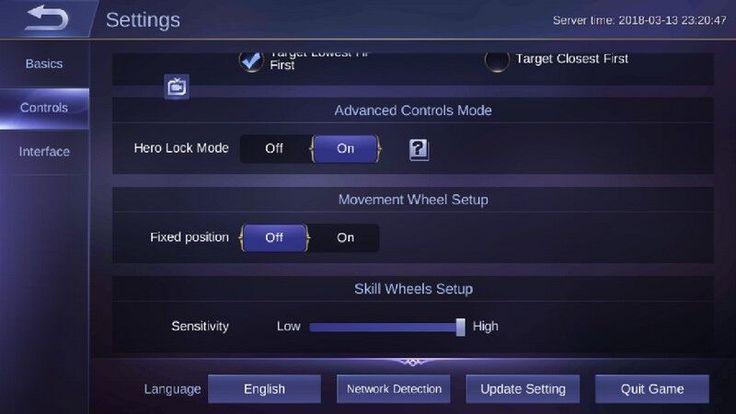 Bingung dengan pengaturan terbaik untuk Mobile Legends? Ga usah bingung, berikut ini adalah 5 pengaturan terbaik untuk Mobile Legends. Sangat dianjurkan untuk kamu yang baru main Mobile Legends.