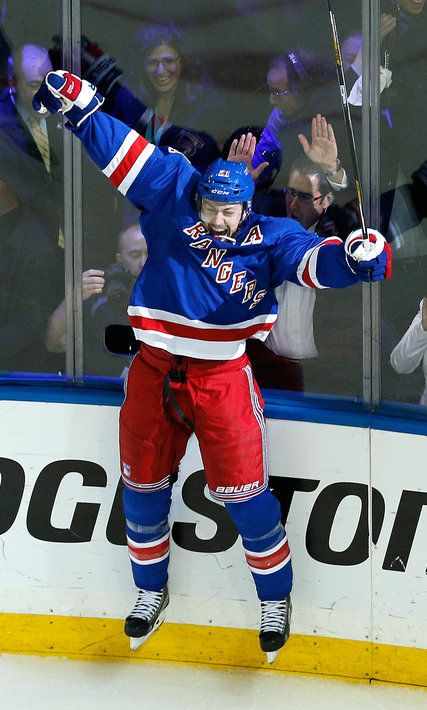 Sudden Life: Rangers Advance With Game 7 Win Over Capitals - NYTimes.com