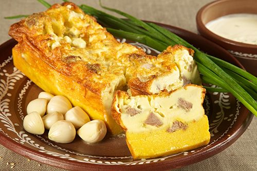 Аливанка - Блюда из кукурузы