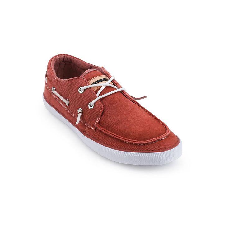 Unionbay Freeland Men's Boat Shoes, Size: medium (9.5), Orange