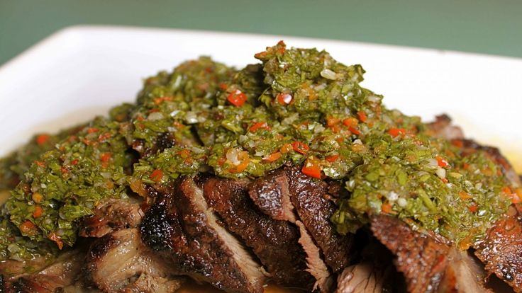 Cómo Preparar la Salsa de Chimichurri - Para Más Información Ingresa en: http://comidaparabajardepeso.com/cmo-preparar-la-salsa-de-chimichurri/
