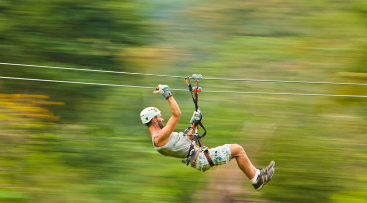 Zip Lining Belize. #adventure #travel #xoBelize