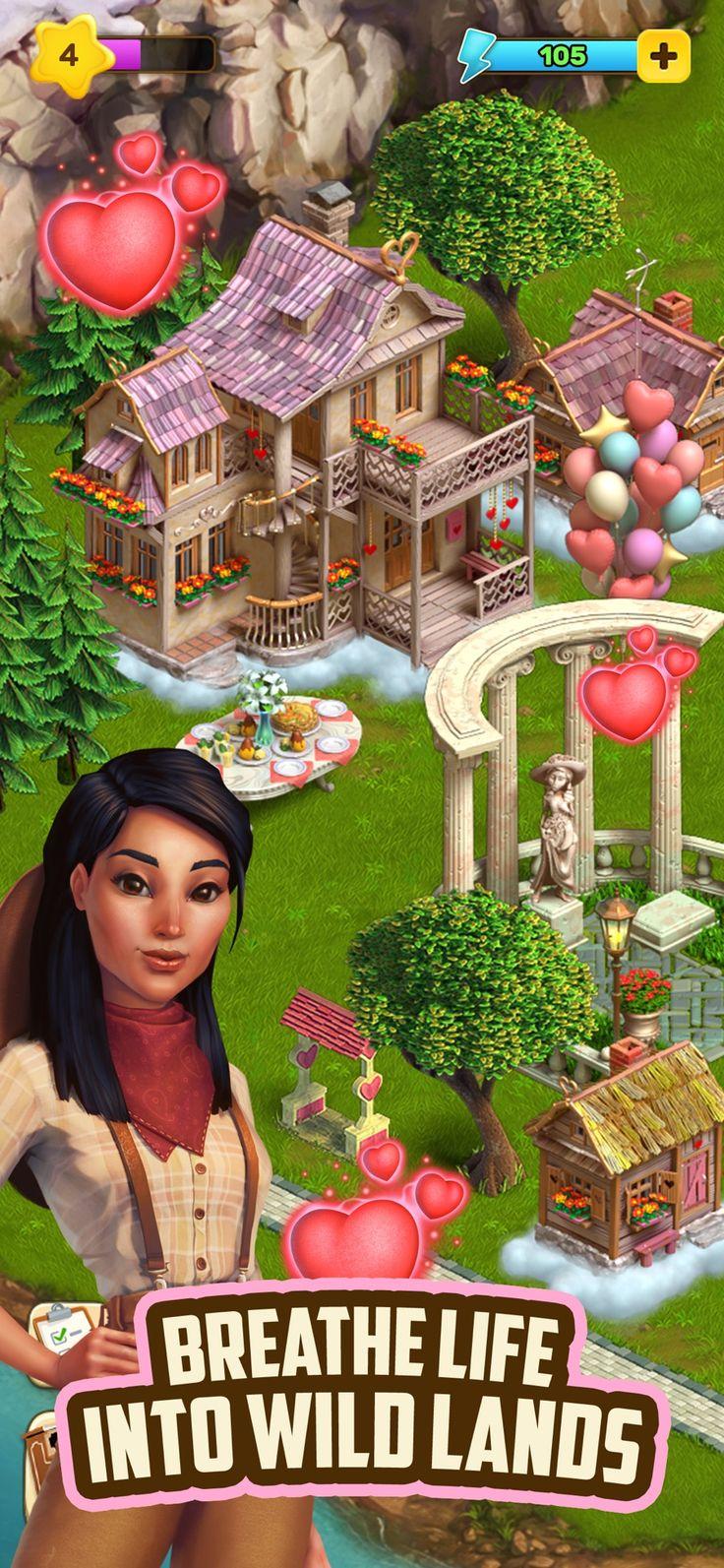 Klondike Adventures Farm Game on the App Store in 2020