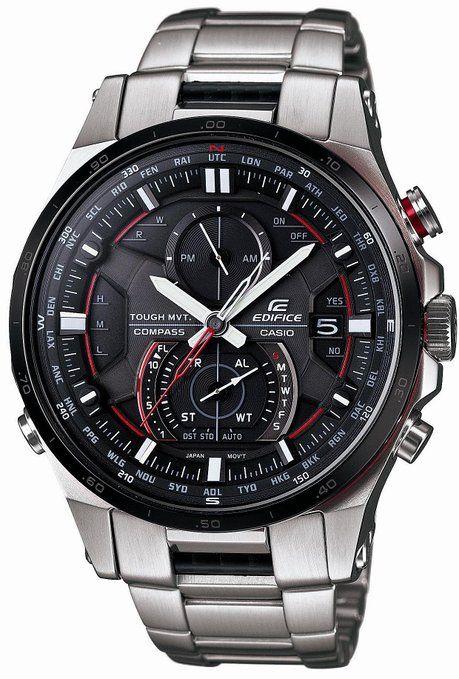 Casio Edifice EQWA1200DB1AJF - Reloj para hombres