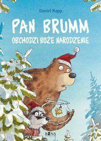 Pan Brumm obchodzi Boże Narodzenie - Daniel Napp