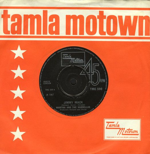 Tamla Motown.