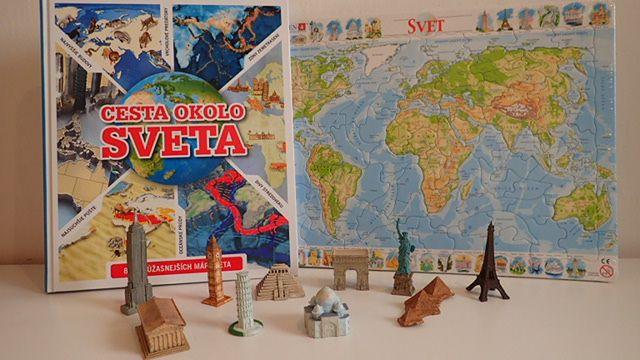 Balicek Cesta okolo sveta
