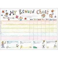 Encourage more good behaviour or support learning a skill with a REWARDS CHART. http://kidsactivitiesandtipsforeveryday.blogspot.com.au/