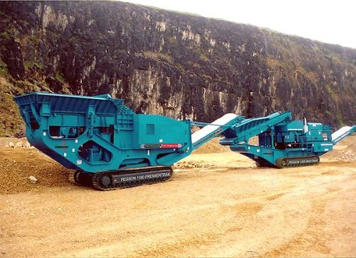 The mobile jaw crushers are described as powerful and highly efficient machines which are used for crushing different materials that are needed for further use.