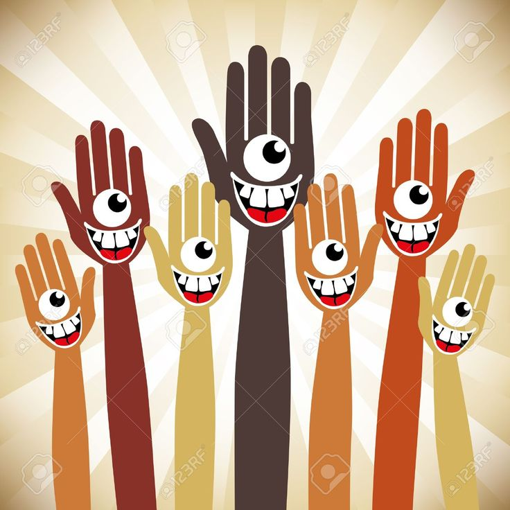 crazy hands - Google Search