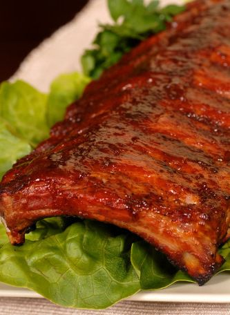 Ribs, Bbq sauces and Sauces on Pinterest