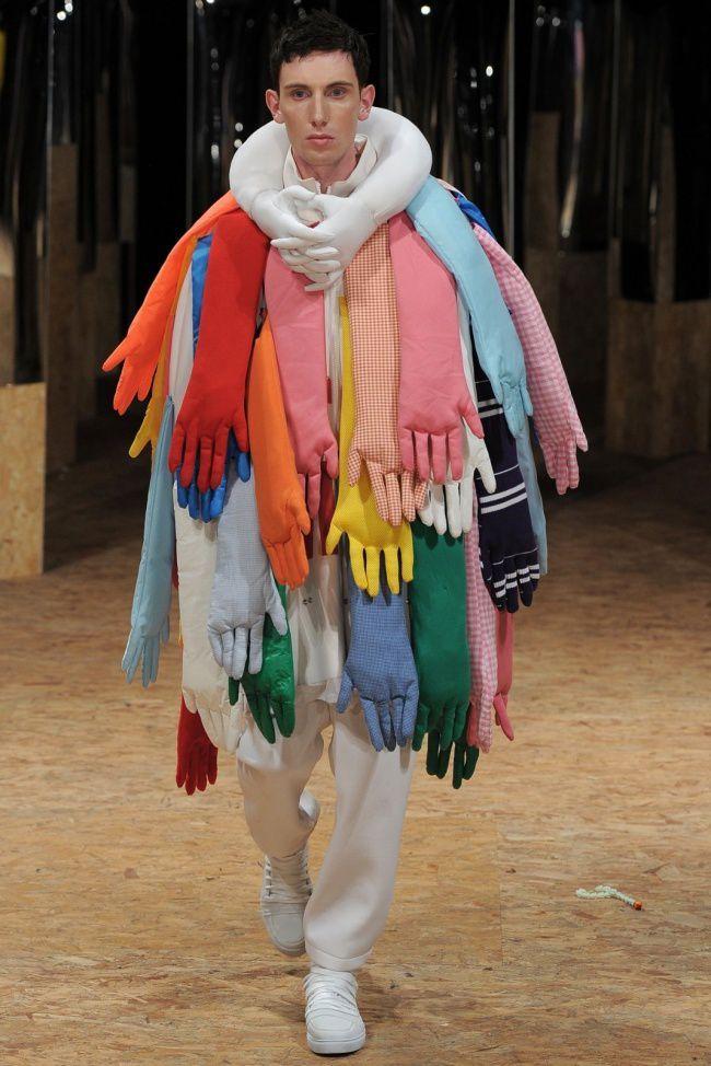 Необычная мода | PulsON — все самые интересные события в мире.