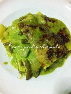 Lasagne al Pesto http://blog.giallozafferano.it/conunpocodizuccheroesale/lasagne-pesto/