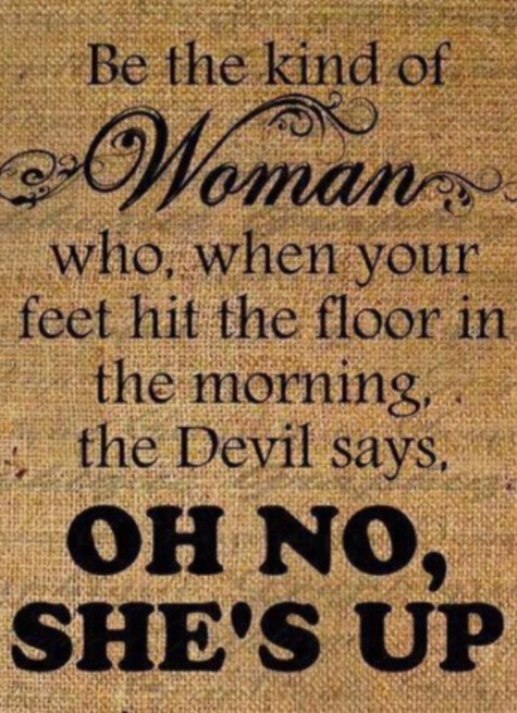 that type of woman