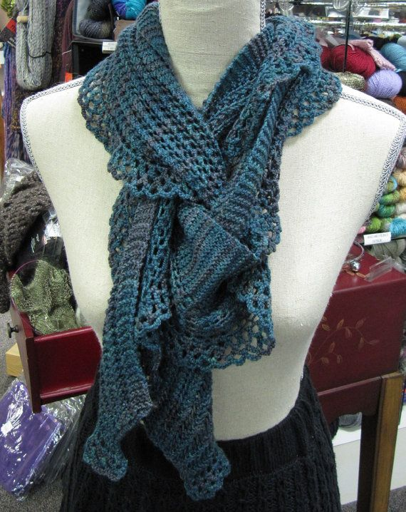 Crocheting Easier Than Knitting : ... Scarf, Knits Scarves, Knits Pattern, Knit Scarves, Knits Projects