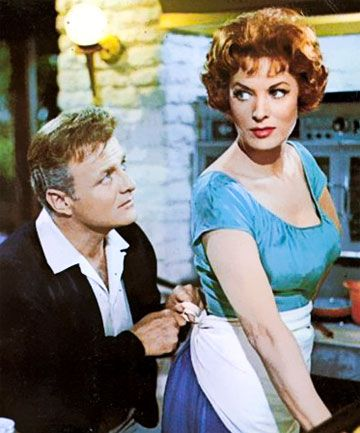 Love Maureen O'Hara in 1961's Parent Trap