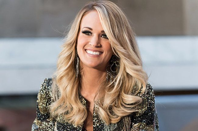 Carrie Underwood Announces 2016 Tour Dates -- and Baby Isaiah as Her Roadie