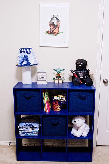 Andrew's Star Wars Nursery » The Nerd's Wife