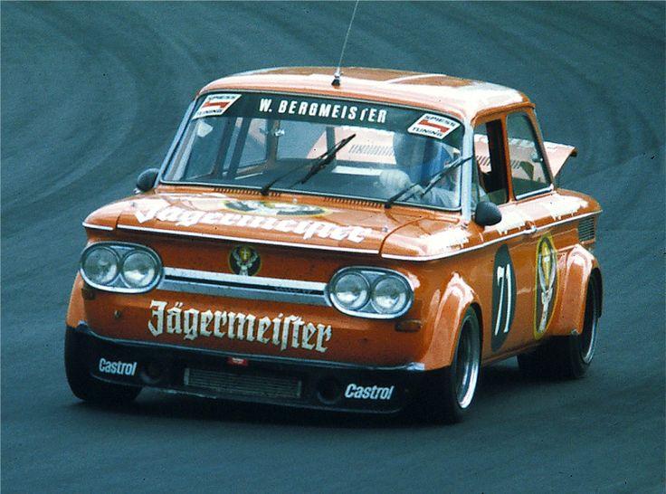 Jägermeister NSU TT