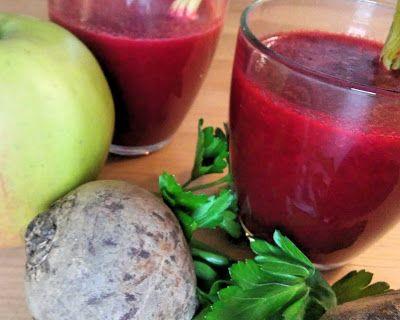 SunLife.com.pl | Soki | Ranking herbat ekspresowych | Ranking herbat liściastych | Zioła: Sok buraczano-selerowo-jabłkowy