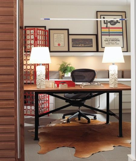 The 18 Best Home Office Design Ideas With Photos: Best 25+ Basement Home Office Ideas On Pinterest