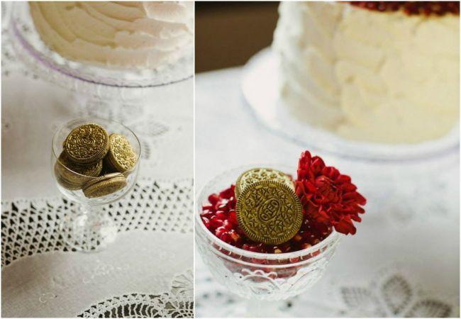 ¿Te casarías en Navidad? 25 detalles decorativos que te convencerán Image: 21