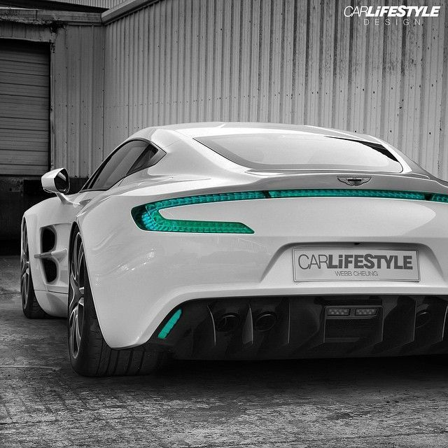 This will definitely be one of my sport cars. Aston Martin One-77