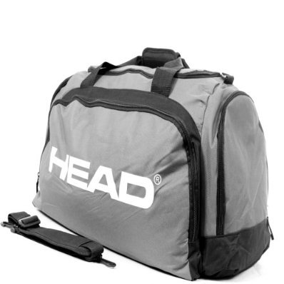 Head Large Holdall Gym Sports Bag - Charcoal/Black £14.95