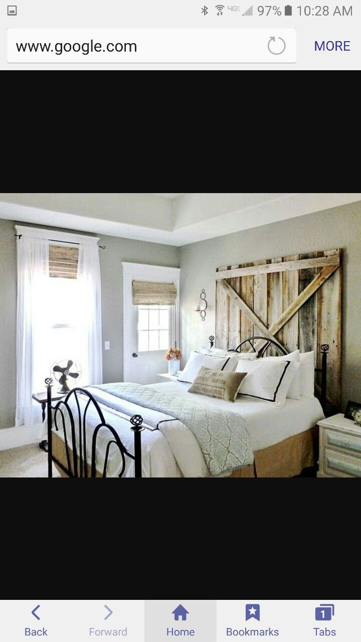 59 Best Images About Industrial Farmhouse Bedrooms On Pinterest Upholstered Beds Industrial