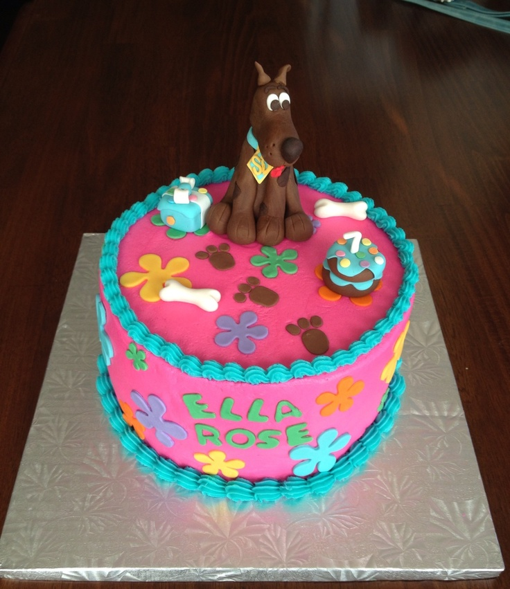 Scooby Doo Baby Shower Theme: 78 Best Images About Roxye's Cakes On Pinterest