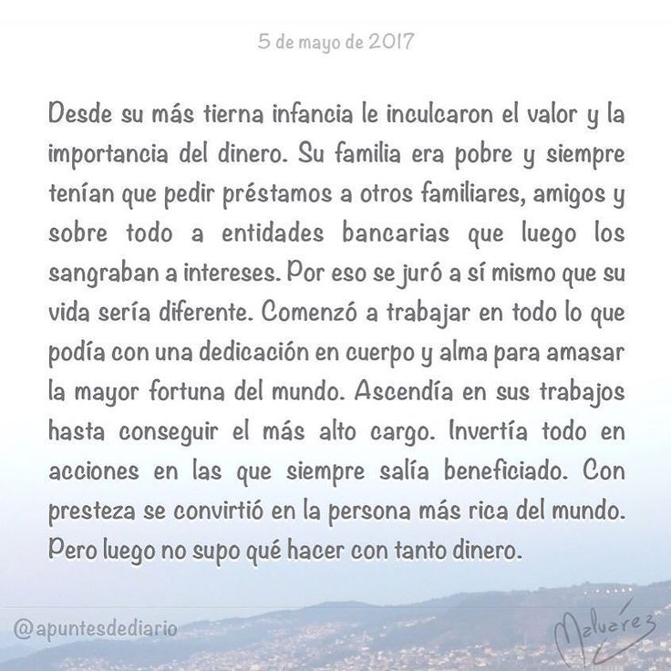 5 de mayo de 2017 : #MicrocuentoZ #: #microcuento #microcuentos #microcuentos2017 #microrrelato  #apuntesdediario #cuento #breve #literatura #relato #texto #text #artistsoninstagram  #mayo #may #201705 #mediodia #noon #cielo #ciudad #blanco  #dinero #fortuna #rico #riqueza