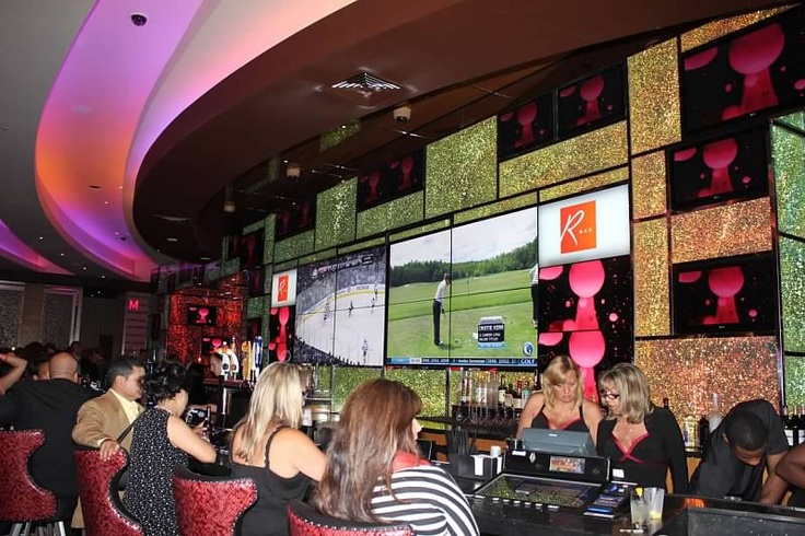 Entertainment area at Maryland Live! Casino.    Maryland Live! #Casino Opening A Huge Success http://edwardsandhill.com/blog/office-furniture/maryland-live-casino-opening-a-huge-success/ #Entertainment #TV #Chairs #Lounge