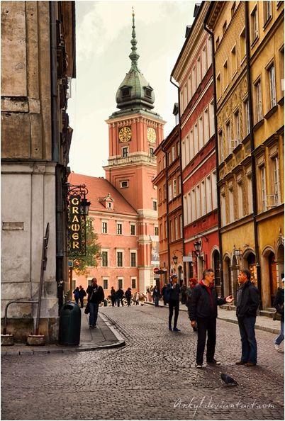 Royal Castle in Warsaw.