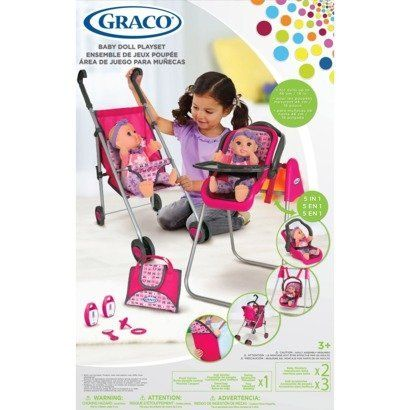 1000 Images About Graco Baby Doll Playset On Pinterest
