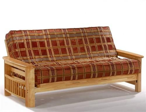 Night And Day Portofino Futon Sofabed Is Organizational Furniture You Must  Have. This Futon Sofabed Comes With A Roomy Storage Box Under The Arm Rest  With ...