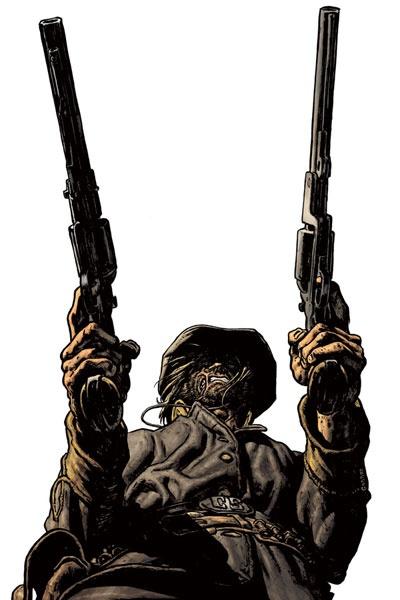 Jonah Hex.: Star Westerns, All Star Western, Jonah Hex, Bouquins Westerns, Dc Comics, Weird West, Comic Book, Steampunk Western Frontier Art, Comic Western