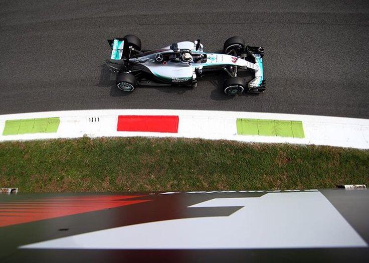 Mercedes In Monza