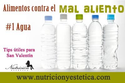 Una hidratación adecuada podría ser todo lo que necesitas para un mejor aliento....    Para mas informacion encuentranos en: http://nutricionylaestetica.blogspot.com/2013/02/1-agua-alimentos-contra-el-mal-aliento.html