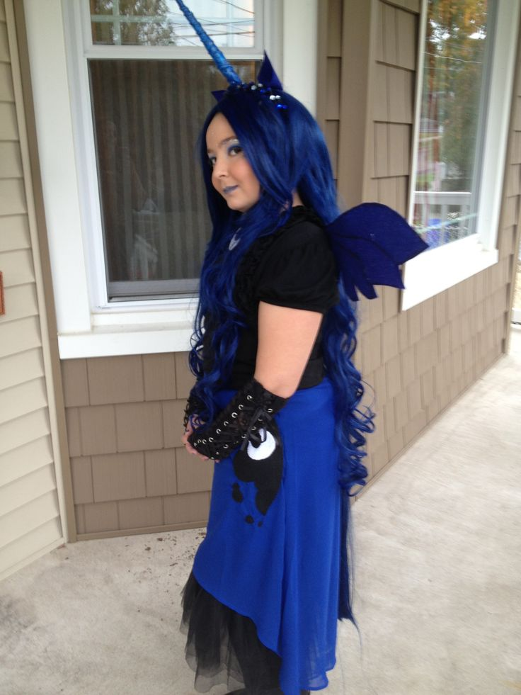 25+ Best Ideas About Princess Luna Cosplay On Pinterest ...