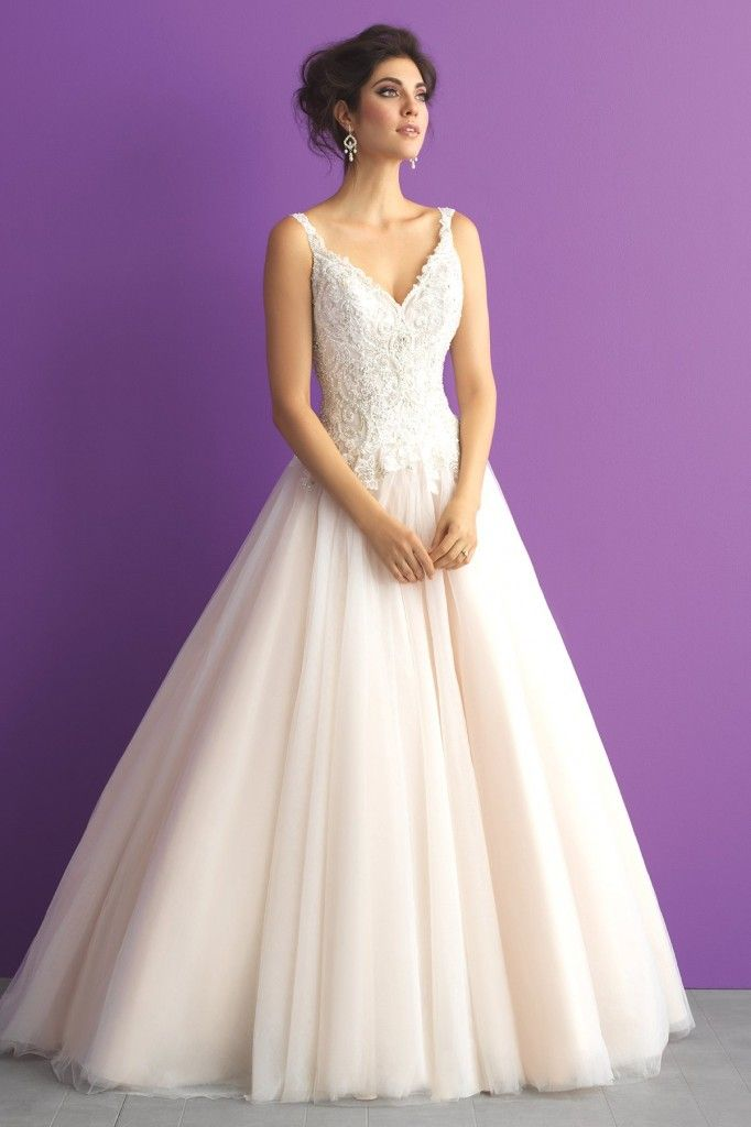 31 best ALLURE ROMANCE images on Pinterest | Wedding frocks, Bridal ...